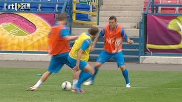 RTL Sport Inside Oranje was niet fit genoeg
