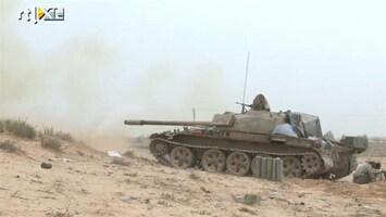 RTL Nieuws Syrische rebellen winnen terrein in Sirte
