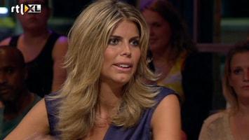 RTL Late Night Kim heeft haar woordje klaar