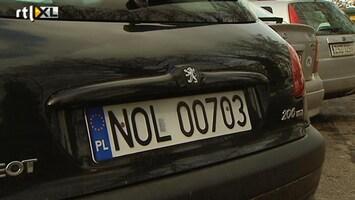 RTL Nieuws PVV wil wegenbelasting voor ondermeer Polen