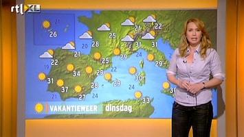 RTL Nieuws Vakantieweer: Tropische temperaturen in zuid-Europa