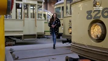 RTL 4's Onvergetelijke Feestdagen Evelyn Struik laat grootste wens van oud-trambestuurder Leo uitkomen