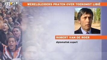 RTL Nieuws 'Westen is uit op olie Libië'