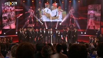 RTL Nieuws Nederlands honkbalteam Sportploeg van het Jaar