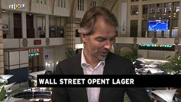 RTL Z Opening Wallstreet Afl. 207