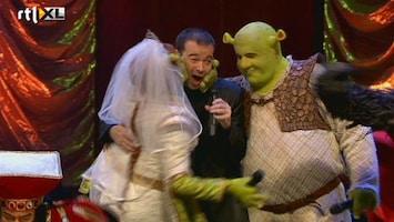 Van Der Vorst Ziet Sterren - Van Der Vorst Ziet Shrek De Musical