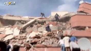 RTL Nieuws Mogelijk 500 tot 100 doden aardbeving Turkije