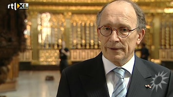 RTL Boulevard Voorzitter Eerste Kamer Fred de Graaf stapt op