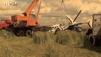 RTL Nieuws Parachutisten komen om bij vliegtuigcrash
