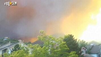 RTL Nieuws Dode door bosbranden in Colorado