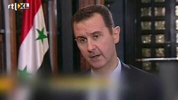 RTL Nieuws Assad waarschuwt VS: Aanval kan ernstige gevolgen hebben