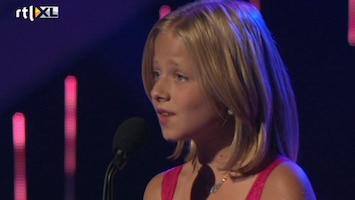 Het Beste Van Got Talent Worldwide Jackie verbaast iedereen met haar stem