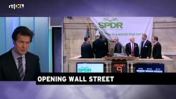 Rtl Z Opening Wall Street - Afl. 6