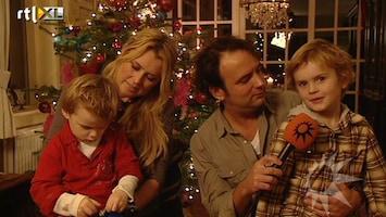 RTL Boulevard Gerard Ekdom en zijn gezin over het Glazen Huis