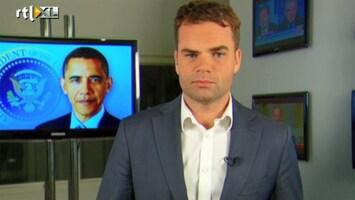 RTL Nieuws 'Obama laat de kijker verward achter'