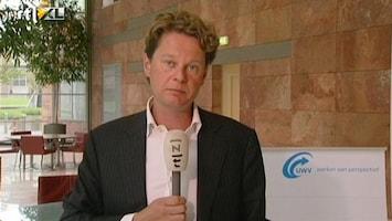 RTL Nieuws 'Forse stijging werkloosheid'
