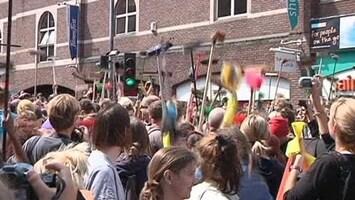 RTL Nieuws Londenaren ruimen op na rellen