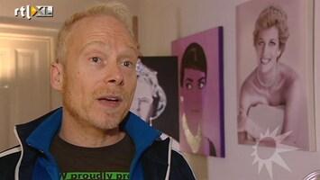 RTL Boulevard Van acteur tot groot kunstenaar: Hayo Sol