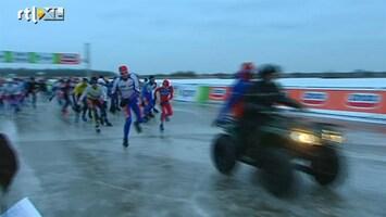 RTL Nieuws 'Friesland kan jaloers zijn op ijs Emmen'