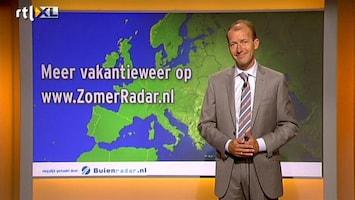 RTL Nieuws Grote temperatuursverschillen vakantielanden