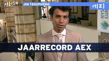 RTL Z Voorbeurs Jim Tehupuring: beurs aantrekkelijk gewaardeerd