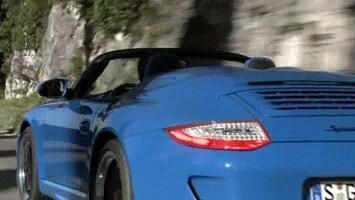 RTL Autoblog (rtl-z) RTL Autoblog afl3.: Porsche Speedster