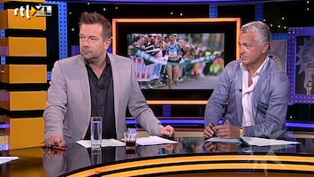 RTL Boulevard Spelen, sporten en smeken