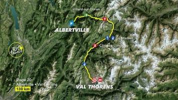 Rtl 7 Tour Du Jour - Afl. 21