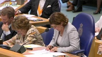 RTL Nieuws Kamervoorzitter maakt een foutje: te snel gefeliciteerd