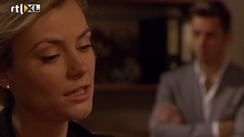 Goede Tijden, Slechte Tijden Is Mike door Laura ontmaskerd?
