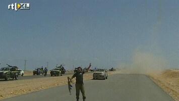 RTL Nieuws Humanitaire hulp nodig voor Libië