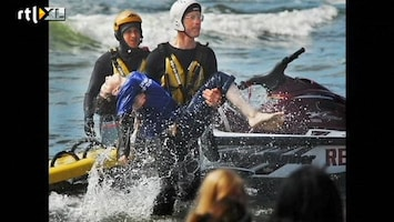 RTL Nieuws Kind overleeft 20 minuten onder water