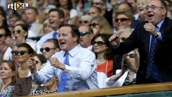 RTL Nieuws Britten door het dolle na Wimbledonzege Murray