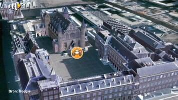 RTL Nieuws De route van de rijtour op Prinsjesdag