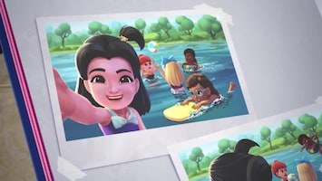 LEGO Friends: Girls On A Mission Heartness monster