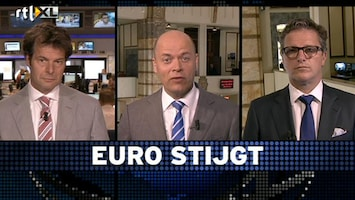 RTL Z Voorbeurs 'Europa verliezer van de valuta-oorlog'