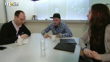 Ik Ben Saunders De band van Ben