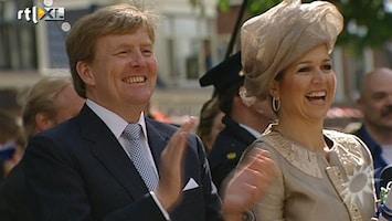 RTL Boulevard Friesland en Noord-Holland krijgen koninklijk bezoek