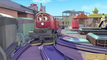 Chuggington Koko in charge