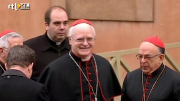 RTL Nieuws Snel witte rook boven Vaticaan verwacht