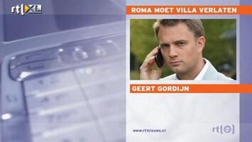 RTL Nieuws 'Romafamilie krijgt zeven dagen om weg te gaan'