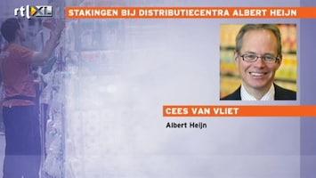 RTL Nieuws 'Schappen Albert Heijn blijven goed gevuld'