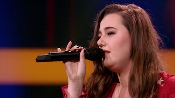 The voice of Holland: Kira Dekker - All My Life (fragment)