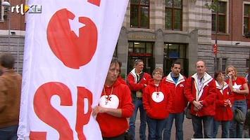 RTL Nieuws SP grootste partij in peilingen