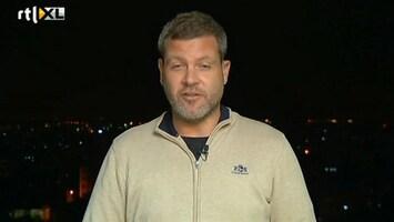 RTL Nieuws Bommen in Gazastrook en Israel