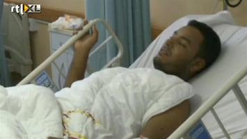 RTL Nieuws Franse zorg voor Libische gewonden