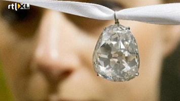 RTL Nieuws Dik zeven miljoen voor diamant