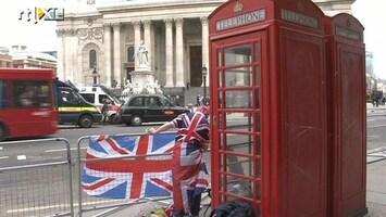RTL Nieuws Londen maakt zich klaar voor begrafenis Thatcher