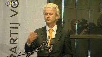 RTL Nieuws Wilders: geef gulden terug