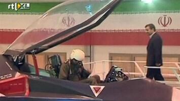 RTL Nieuws Gevaarlijk nieuw militair wapen Iran